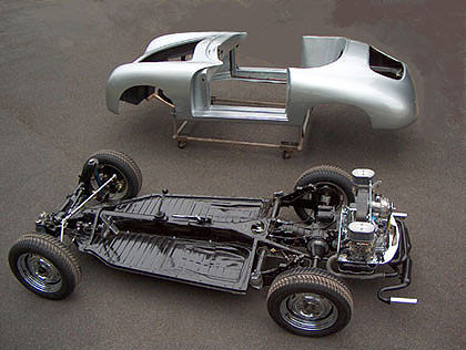 What Is Kit Car Dreamrider Garage